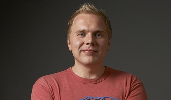 Markus Raivio musiikkiterapeutti muusikko