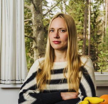 Tellervo Kochta-Kalleinen taiteilija