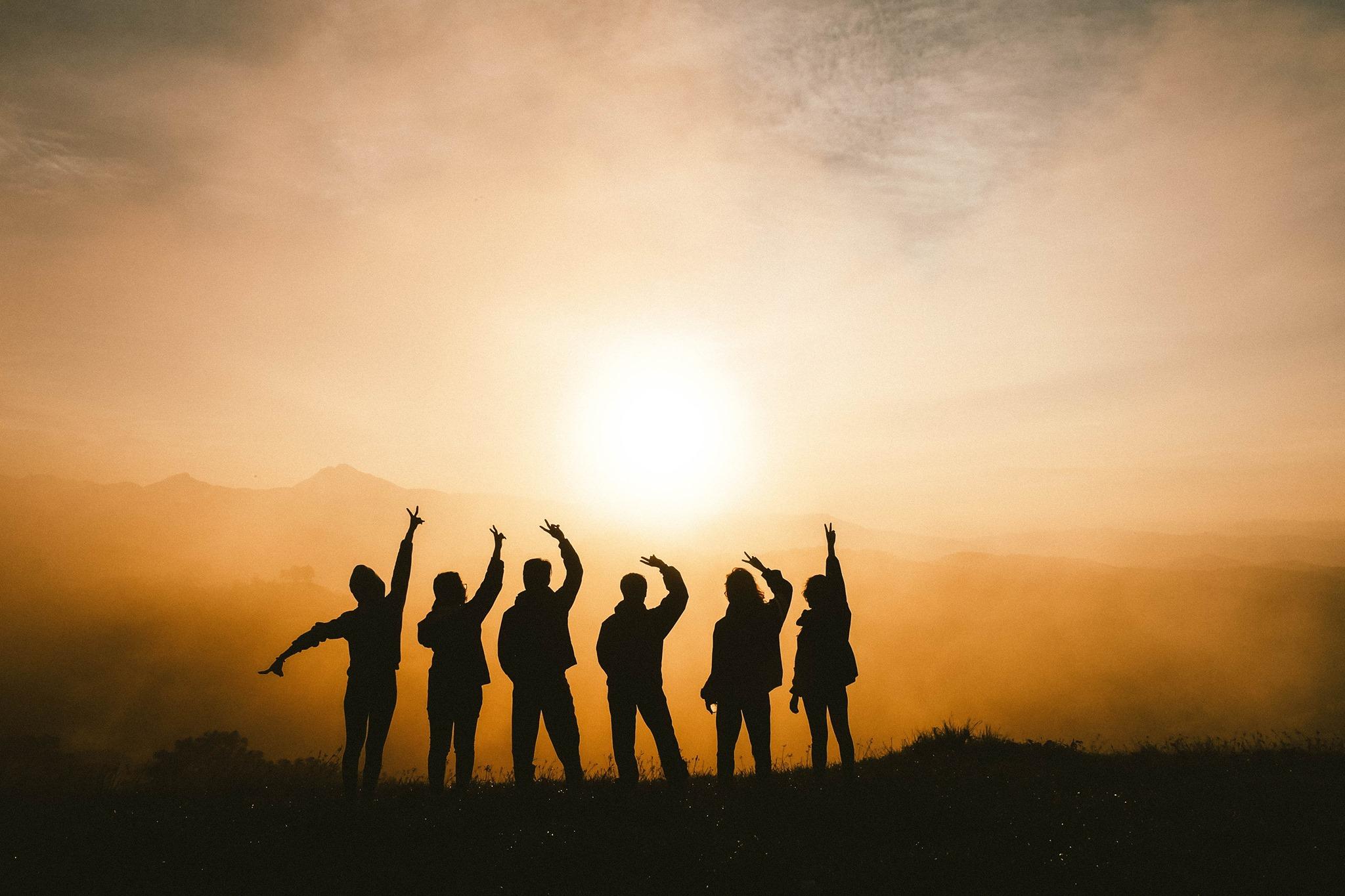 Liikkuen iloa-ryhmäliikuntaa